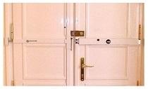 Zabezpečení stávajících dveří